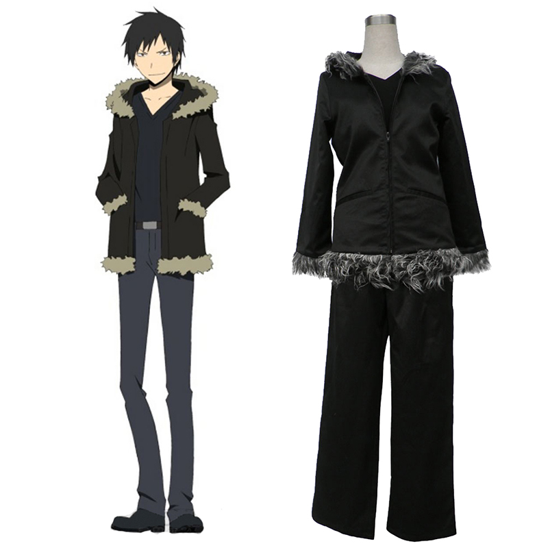 Déguisement Cosplay Durarara!! Izaya Orihara 2 Boutique de France