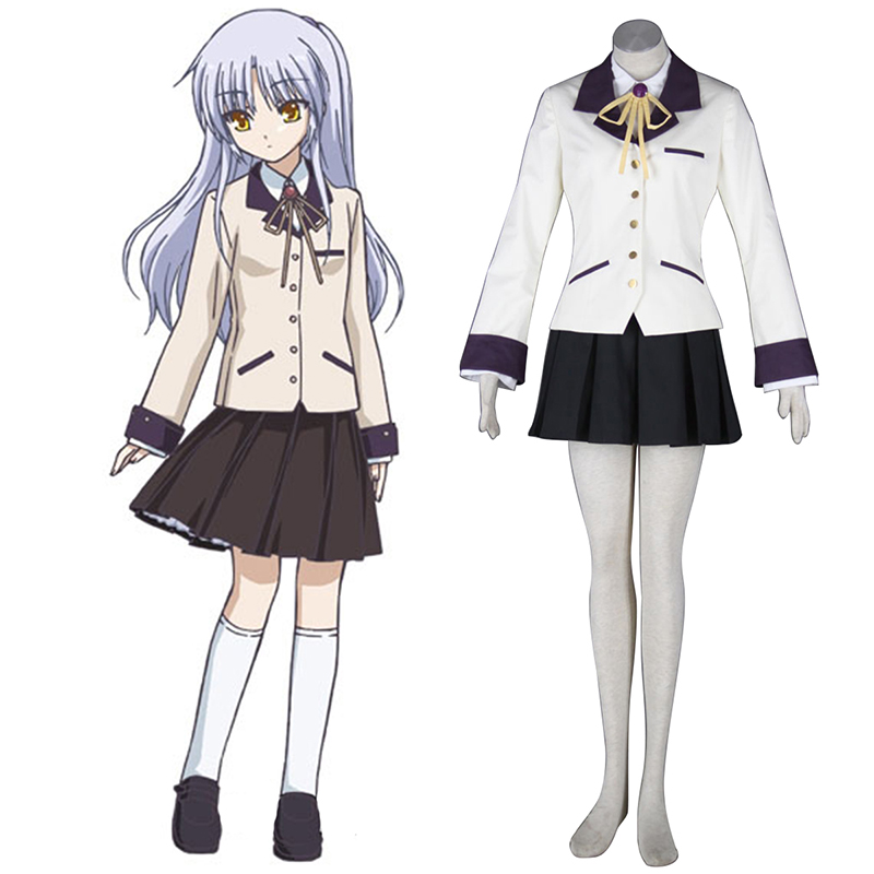 Déguisement Cosplay Angel Beats! Tachibana Kanade 1 Boutique de France