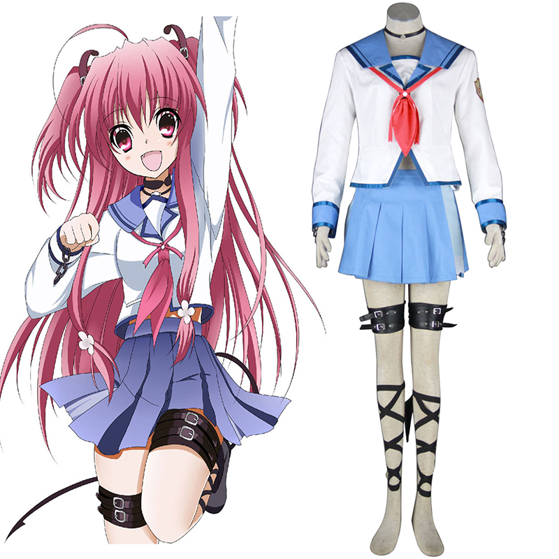 Déguisement Cosplay Angel Beats! Yui 1 Boutique de France