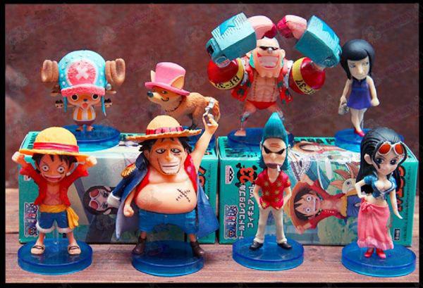 61 pour le compte de huit Accessoires One Piece berceau de poupée