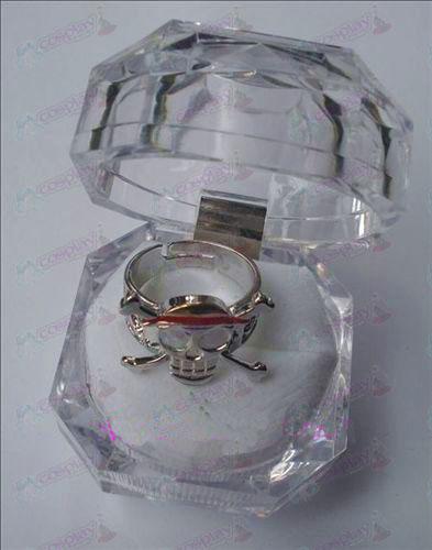 Accessoires One Piece bagues en diamant