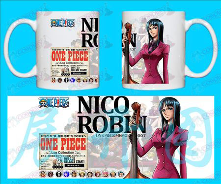 H-Accessoires One Piece Tasses ROBIN