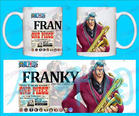 H-Accessoires One Piece Tasses Franky