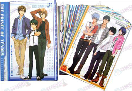 Accessoires The Prince of Tennis Cartes postales + Cartes (2)