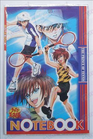 Accessoires The Prince of Tennis Notebook