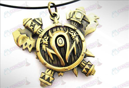 Accessoires World of Warcraft Orcs collier