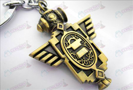 Accessoires World of Warcraft nains Keychain