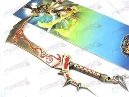 Accessoires World of Warcraft Xaghra femelle boucle couteau