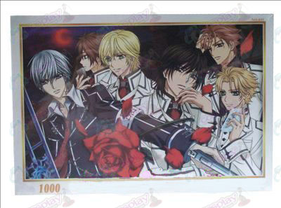 Accessoires Vampire knight énigme 855