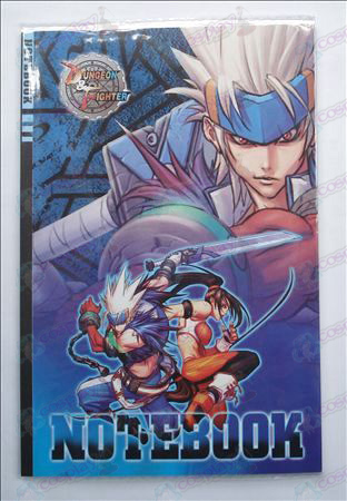 Accessoires Dungeon Fighter Notebook