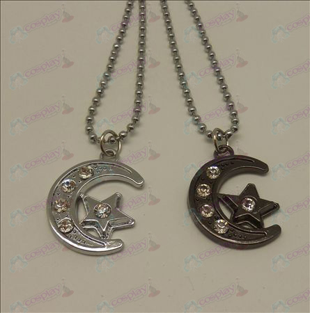 Blister Accessoires Lucky Star Collier couple