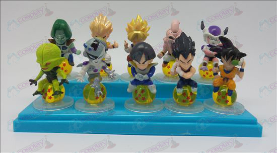 10 sit perle Accessoires Dragon Ball Stand 1