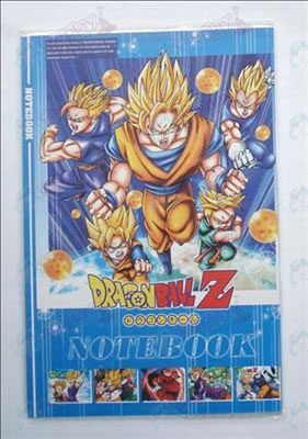 Accessoires Dragon Ball Notebook