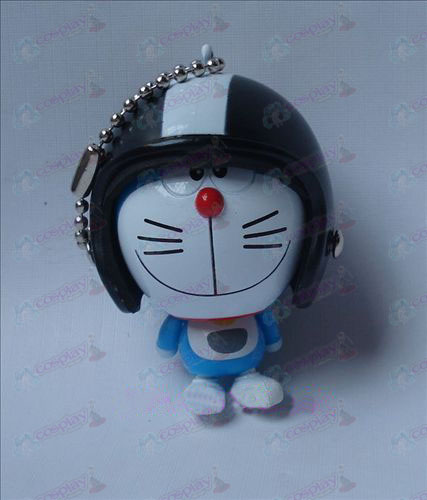 Ornements de casque Doraemon