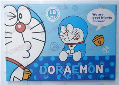 Doraemon Cartes postales (10 / The)