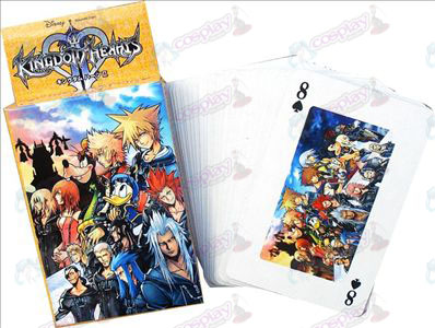 Accessoires kingdom Hearts Poker 2