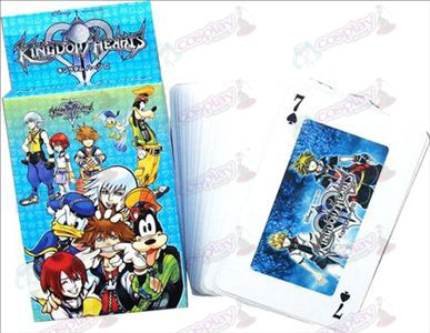 Kingdom Hearts Poker Accessoires 1
