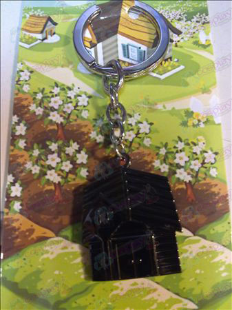 Ranch Keychain QQ (Black)