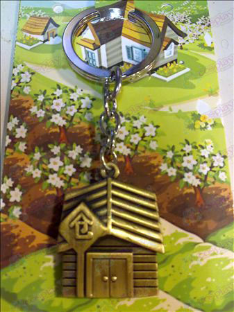 Ranch Keychain QQ (Bronze)