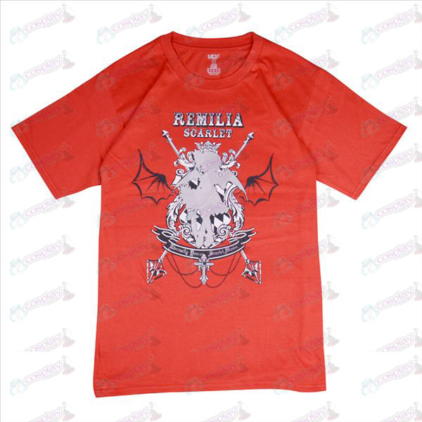 Oriental T-shirt (rouge)