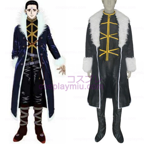 Hunter X Hunter Kuroro Lucifer Déguisements Cosplay