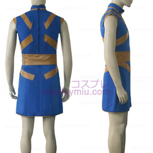 Hunter X Hunter Kurapica Fighting Déguisements Cosplay