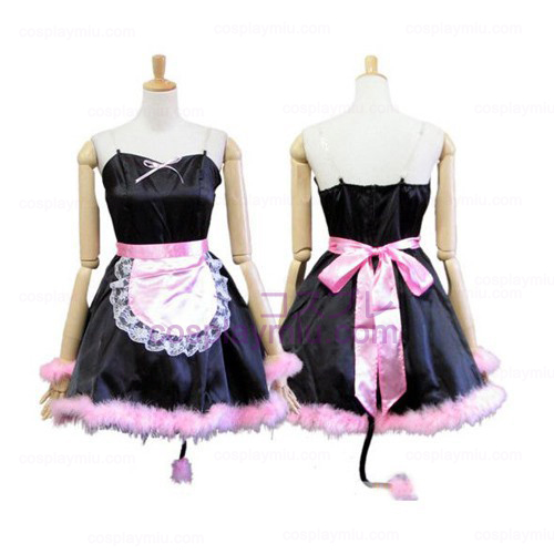 Cosplay Pussy Cat Maid Uniform Lolita Déguisements Cosplay
