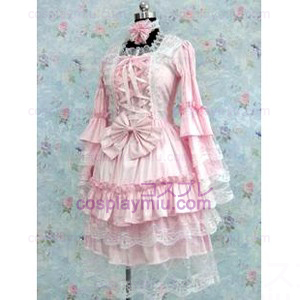Tailor-made Pink Gothic Lolita Déguisements Cosplay