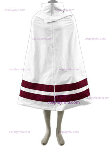 Naruto Hidden leaf village of Konoha Jounins Cosplay Cloak