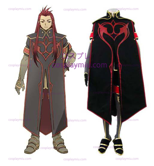 Tales Of The Abyss Asch Déguisements Cosplay