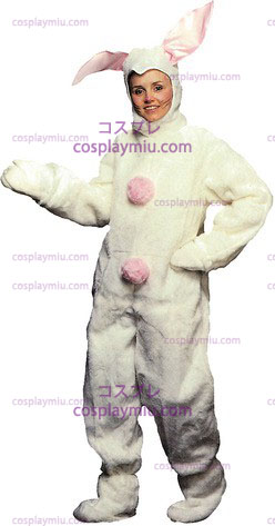Bunny Suit Hommess Xlarge White