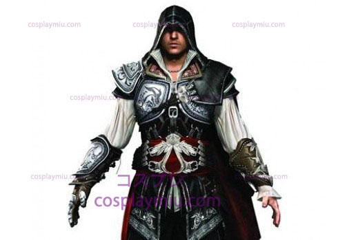 Assassin's Creed II Ezio Cosplay Black Edition