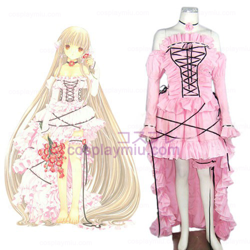 Chobits Chii Lolita Déguisements Halloween Cosplay