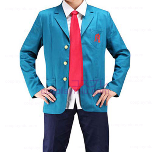Haruhi Suzumiya Boy's Uniform Kyon Déguisements Cosplay