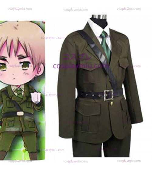 Hetalia: Axis Powers United Kingdom Arthur Kirkland Déguisements Cosplay