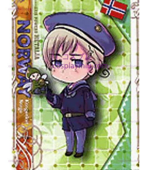 Norway Déguisements Cosplay from Axis Powers Hetalia