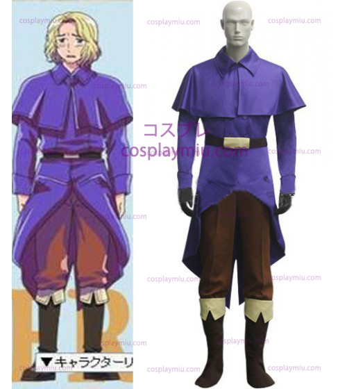 France Déguisements Cosplay from Axis Powers Hetalia