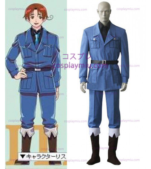 Italy Déguisements Cosplay from Axis Powers Hetalia