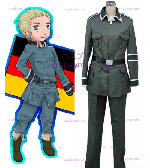 Germany Déguisements Cosplay from Axis Powers Hetalia