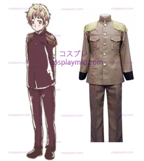 Hetalia: Axis Powers Latvia Galante Déguisements Cosplay