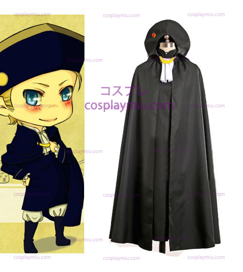 Hetalia: Axis Powers Holy Roman Empire Déguisements Cosplay