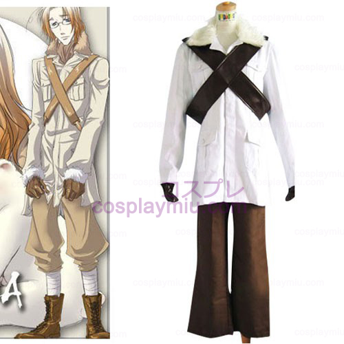 Hetalia Axis Powers Canada Matthew Déguisements Halloween Cosplay