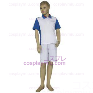 The Prince Of Tennis Seigaku Kids Summer Déguisements Cosplay