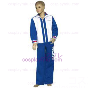 The Prince Of Tennis Seigaku Kids Winter Déguisements Cosplay
