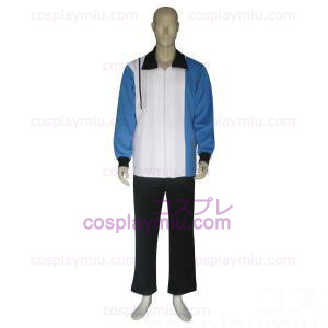 The Prince Of Tennis Hyotei Gakuen Dark Blue White and Black Déguisements Cosplay