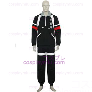 The Prince Of Tennis Fudomine Black Déguisements Cosplay