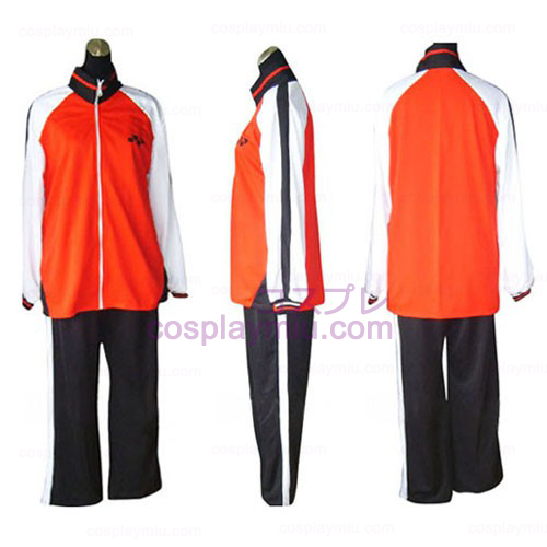 Prince Of Tennis Selections Team Winter Déguisements Uniforme Cosplay