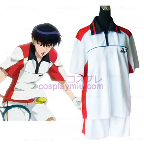 Prince Of Tennis Selections Team Summer Déguisements Uniforme Cosplay