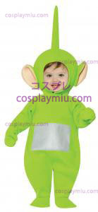 Teletubbies Dipsy Toddler Déguisements