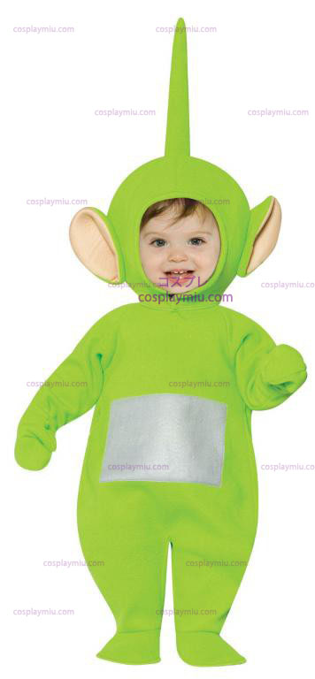 Teletubbies Dipsy Infant Déguisements